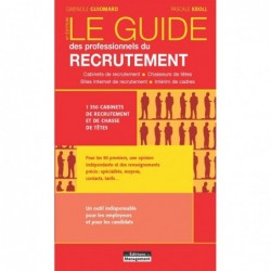Le Guide des Professionnels du Recrutement, version papier