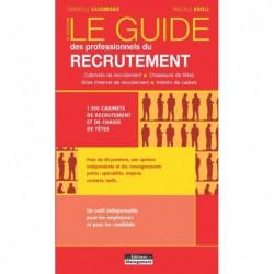 Le Guide des Professionnels du Recrutement, version numérique