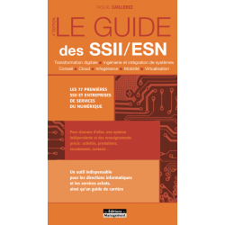 Le Guide des SSII/ESN, versions papier et numérique